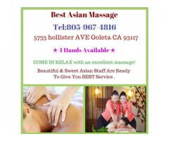 New Girls Sweet Asian Staff Wonderful SOOTHING RELAXING 805-967-4816
